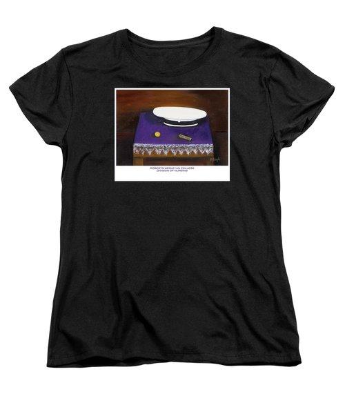 Roberts Wesleyan College Division Of Nursing Women's T-Shirt (Standard Cut)