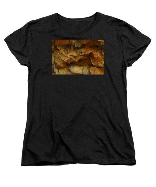 Rock Women's T-Shirt (Standard Cut) by Daniel Reed