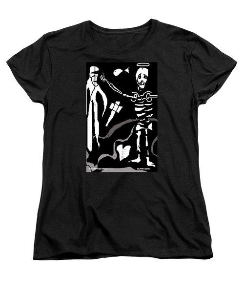 Saint Bartholomew Women's T-Shirt (Standard Cut)