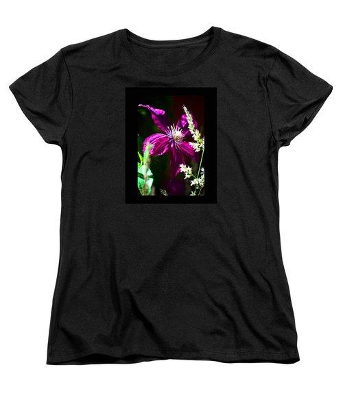Santa Fe Summer Women's T-Shirt (Standard Cut) by Susanne Still