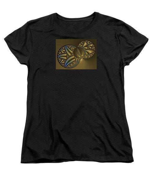 Senza Fine Women's T-Shirt (Standard Cut) by Manny Lorenzo