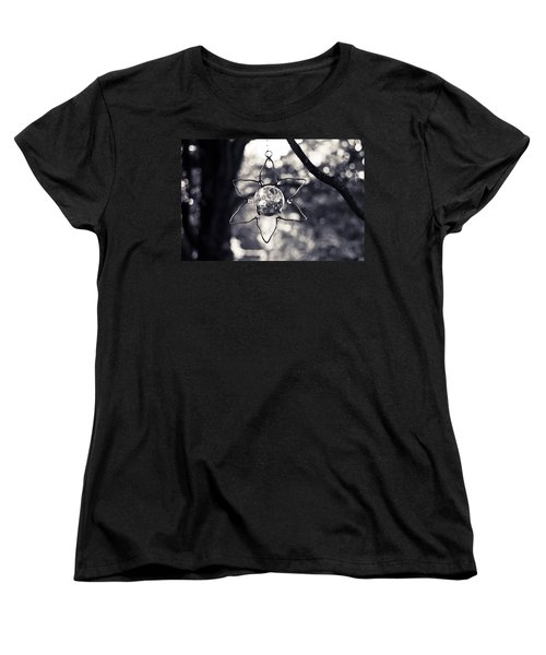 Women's T-Shirt (Standard Cut) featuring the photograph Serendipity by Sara Frank