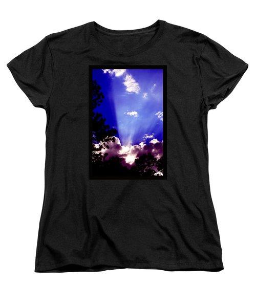 Solar Devas Women's T-Shirt (Standard Cut) by Susanne Still