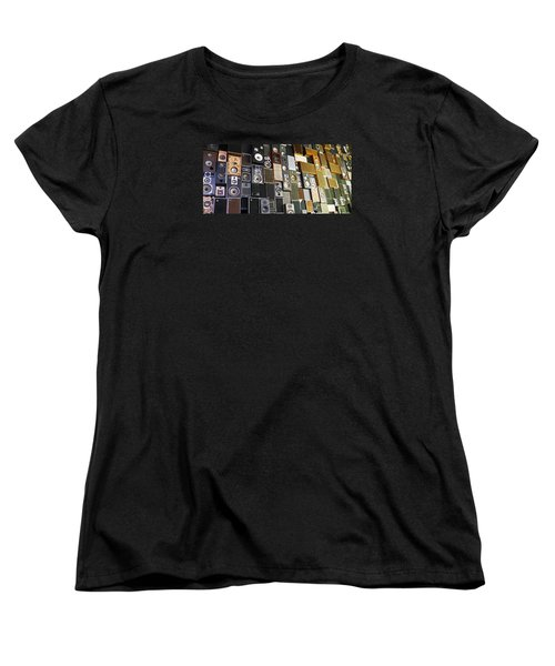 Women's T-Shirt (Standard Cut) featuring the photograph Sound Of Music ... by Juergen Weiss