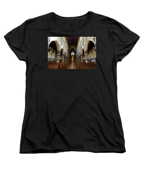 St Pauls Cathedral Women's T-Shirt (Standard Cut)