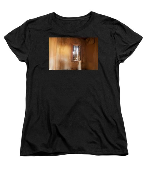 Women's T-Shirt (Standard Cut) featuring the photograph Stains Of Time by Fran Riley