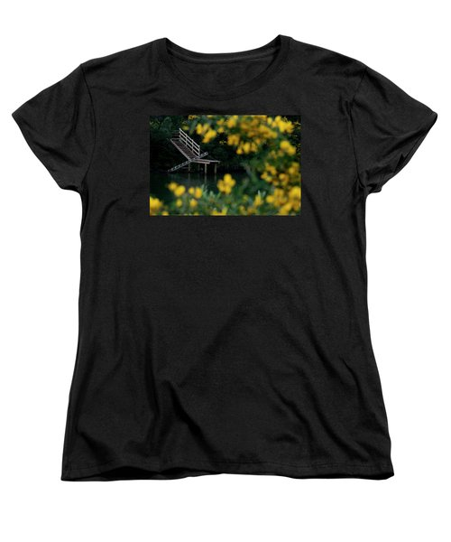 Women's T-Shirt (Standard Cut) featuring the photograph Stairway To Heaven by Pedro Cardona