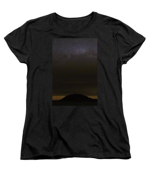 Stars Over Little Spencer Women's T-Shirt (Standard Cut) by Brent L Ander