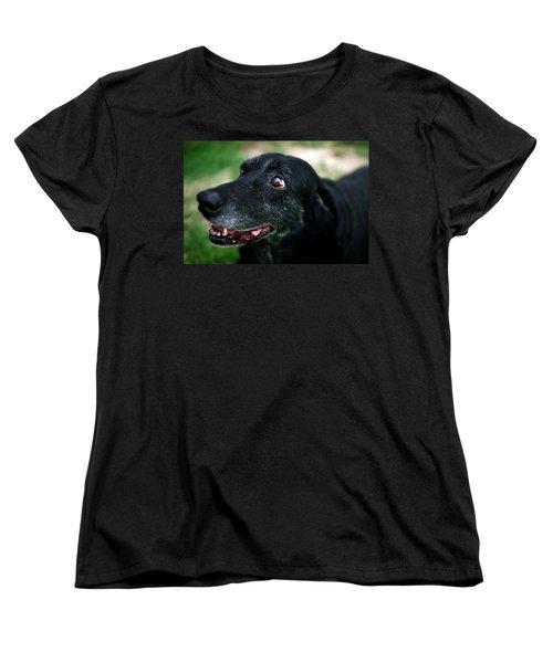 Women's T-Shirt (Standard Cut) featuring the photograph Sweet Mariah by Lon Casler Bixby