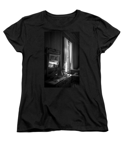 The Empty Bed Women's T-Shirt (Standard Cut) by Lynn Palmer