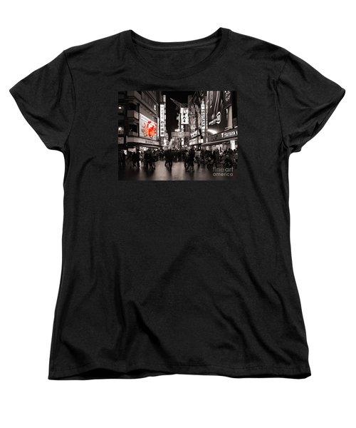 The Giant Crab Women's T-Shirt (Standard Cut)