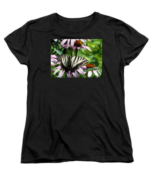 The Survivor Women's T-Shirt (Standard Cut) by Dorrene BrownButterfield