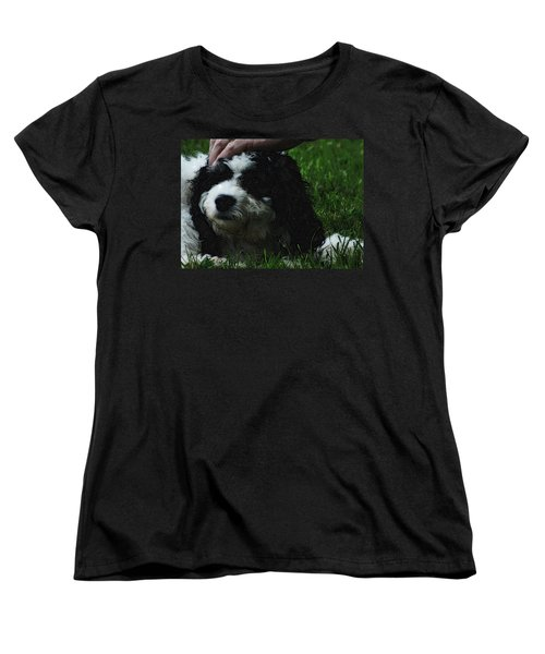 Women's T-Shirt (Standard Cut) featuring the photograph TLC by Lydia Holly