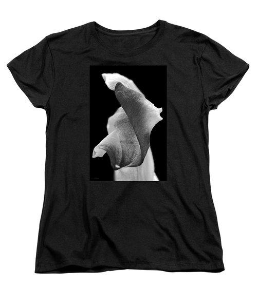 Women's T-Shirt (Standard Cut) featuring the photograph Tribute by Lauren Radke