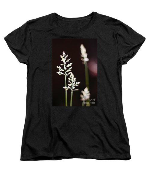 Wild Grass Women's T-Shirt (Standard Cut) by Andy Prendy