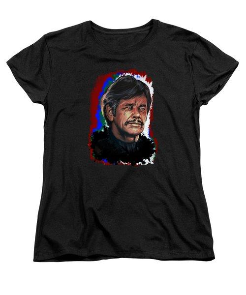 Charles Women's T-Shirt (Standard Cut) by Andrzej Szczerski