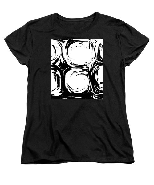 Women's T-Shirt (Standard Cut) featuring the photograph  Free Scope To The Non-material Strivings Of The Soul by Danica Radman
