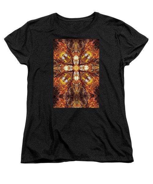 016 Women's T-Shirt (Standard Cut) by Phil Koch