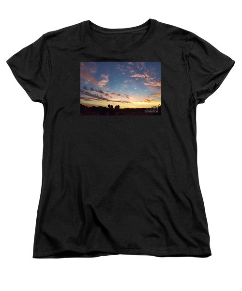 Beauty Is A Cherished Gift From God Women's T-Shirt (Standard Cut) by Sharon Soberon