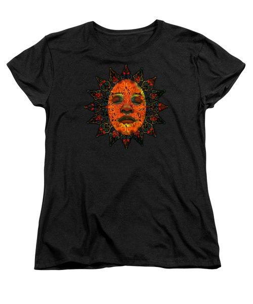 Bliss Women's T-Shirt (Standard Cut) by Iowan Stone-Flowers