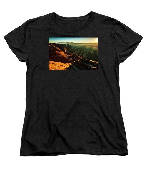 Canyon Sunbeams Women's T-Shirt (Standard Cut)