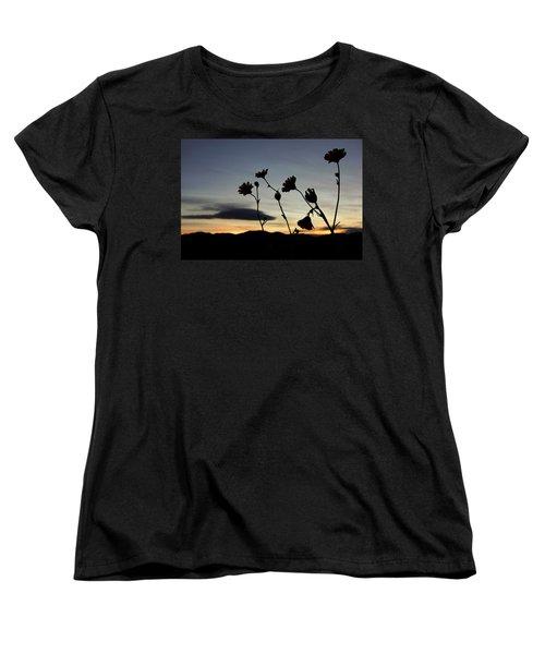 Death Valley Superbloom 104 Women's T-Shirt (Standard Cut) by Daniel Woodrum
