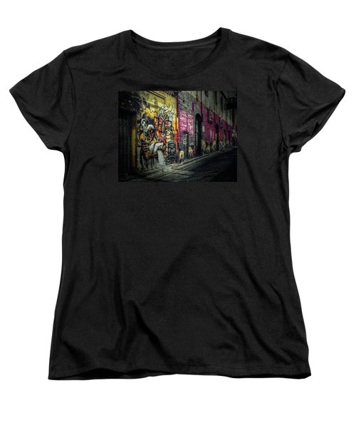 Women's T-Shirt (Standard Cut) featuring the photograph Dreamscape by Wayne Sherriff