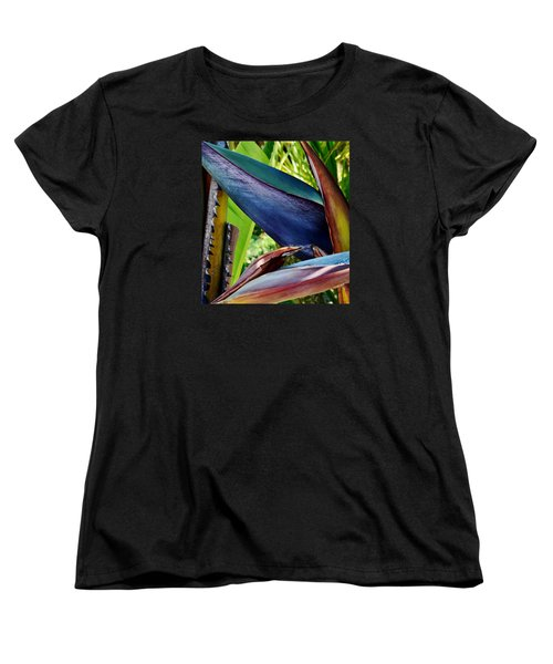 Women's T-Shirt (Standard Cut) featuring the photograph Exotic by Werner Lehmann