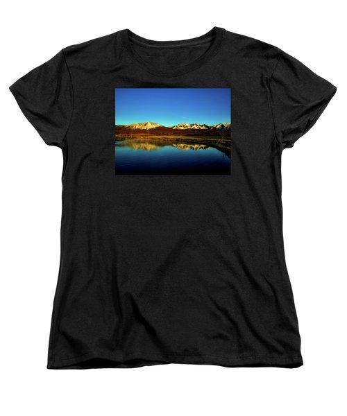 Good Morning Colorado Women's T-Shirt (Standard Cut) by L O C