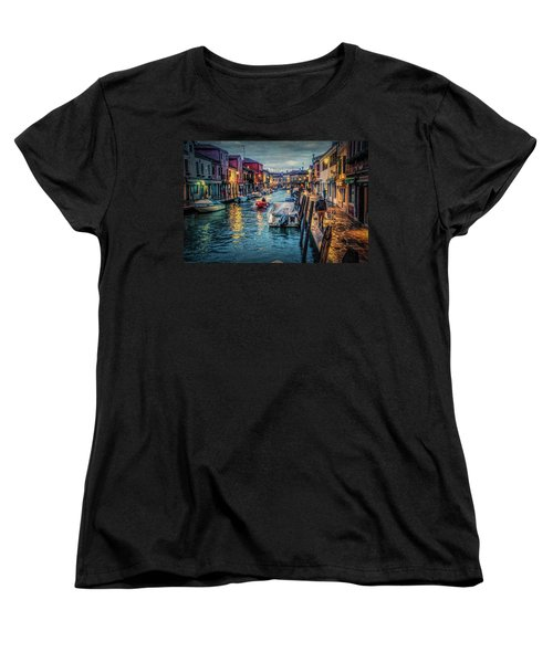 Heading For Home. Women's T-Shirt (Standard Cut) by Brian Tarr