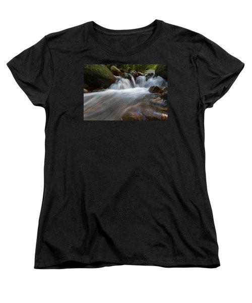 Ilse, Harz Women's T-Shirt (Standard Cut) by Andreas Levi