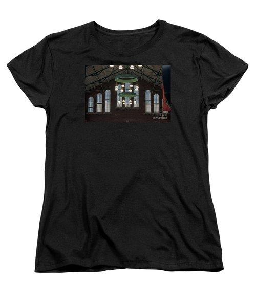 Lights Women's T-Shirt (Standard Cut) by Joseph Yarbrough