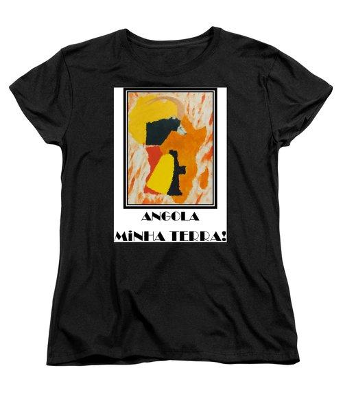 Minha Terra Women's T-Shirt (Standard Cut)