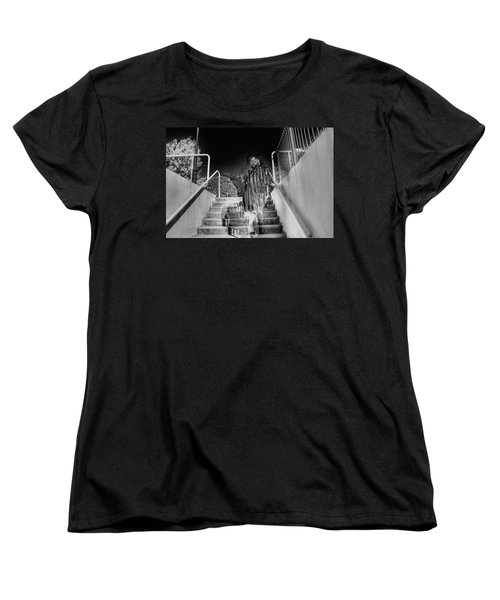 Out Of Phase Women's T-Shirt (Standard Cut) by Andy Lawless