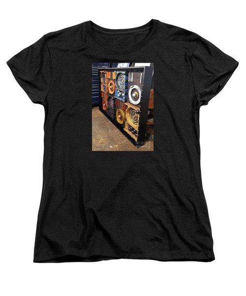 Prodigy  Women's T-Shirt (Standard Cut) by James Lanigan Thompson MFA