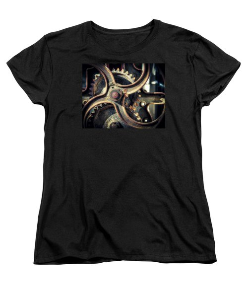 Rust Never Sleeps Women's T-Shirt (Standard Cut) by Wayne Sherriff