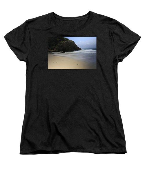 Silent. Women's T-Shirt (Standard Cut) by Shlomo Zangilevitch