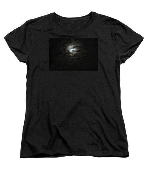 super moon II Women's T-Shirt (Standard Cut)