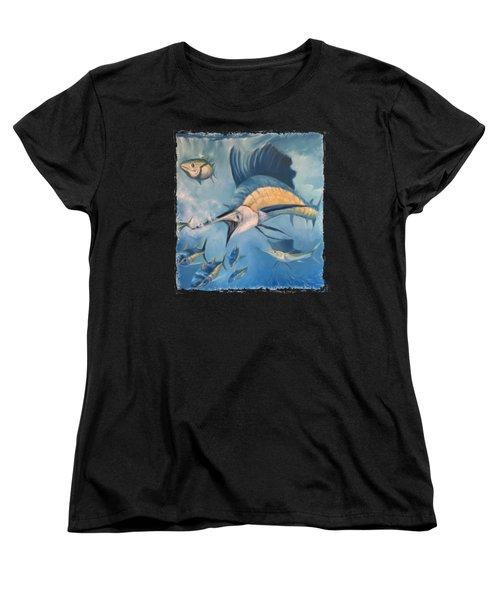 The Hunt Women's T-Shirt (Standard Cut)