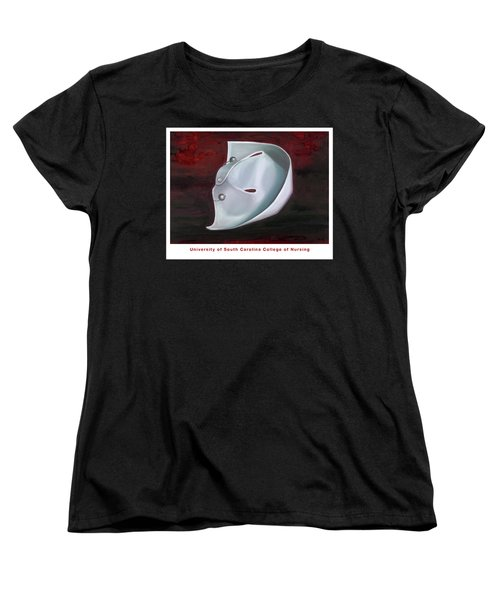 University Of South Carolina College Of Nursing Women's T-Shirt (Standard Cut)