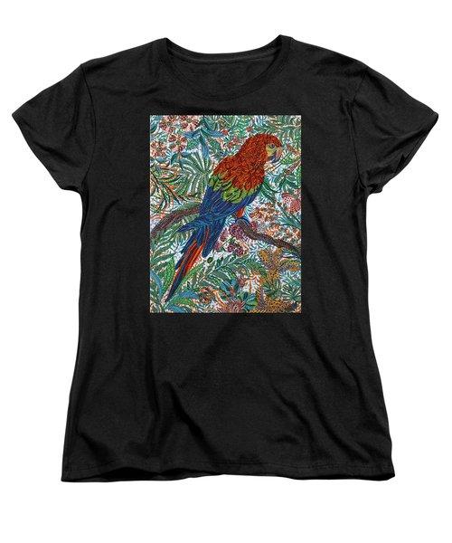Unpaired Women's T-Shirt (Standard Cut) by Erika Pochybova