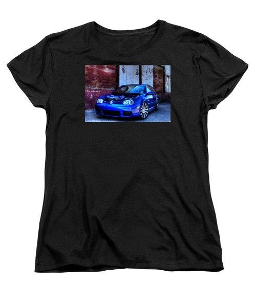 Volkswagen R32 Women's T-Shirt (Standard Cut) by Jonathan Davison