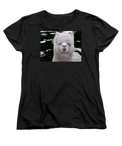 Wild Life Women's T-Shirt (Standard Cut) by Robert Orinski