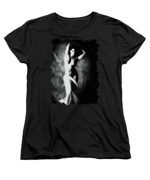 Nude Art Women's T-Shirt (Standard Cut)
