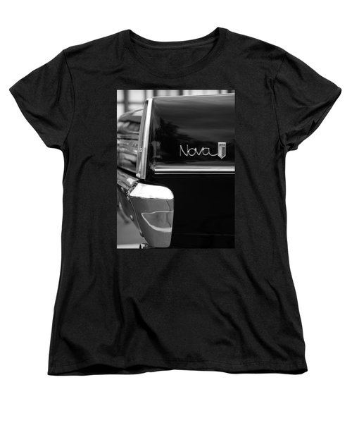 1966 Chevy Nova II Women's T-Shirt (Standard Cut) by Gordon Dean II