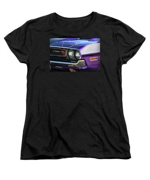 1970 Dodge Challenger Rt 440 Magnum Women's T-Shirt (Standard Cut) by Gordon Dean II
