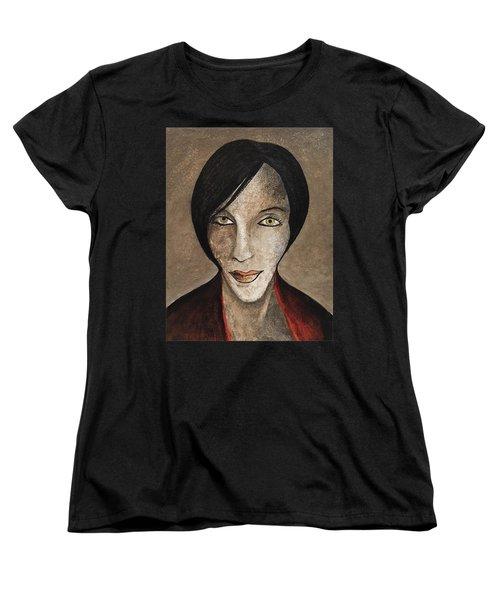 Ash Women's T-Shirt (Standard Cut) by Steve  Hester