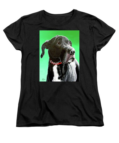 Gypsy Women's T-Shirt (Standard Cut) by Stan Hamilton