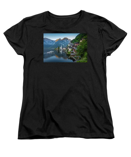 The Pearl Of Austria Women's T-Shirt (Standard Cut) by JR Photography