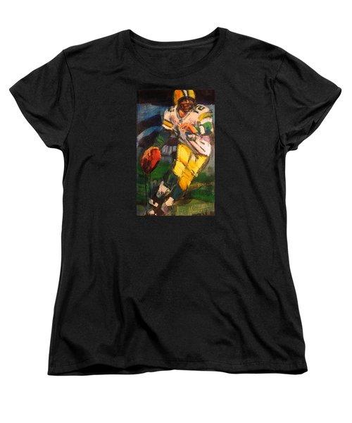 2011 Mvp Women's T-Shirt (Standard Cut) by Les Leffingwell
